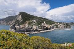 Portovenere dall'Isola Palmaria (La Spezia)