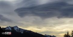 Nuvole sul Monte Zerbion