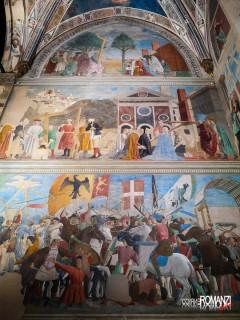 Arezzo Basilica San Francesco