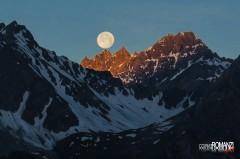 Luna in equilibrio perfetto