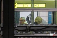 Nella metropolitana di New York