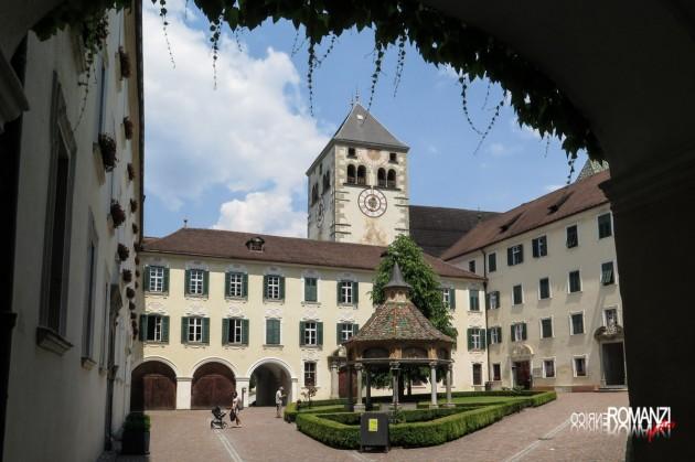 L'abbazia di Novacella (Bolzano)