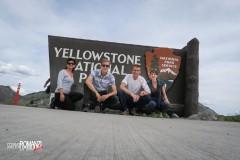 Yellowstone entrata Nord