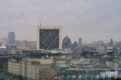 Vista dalla cupola del Reichstag