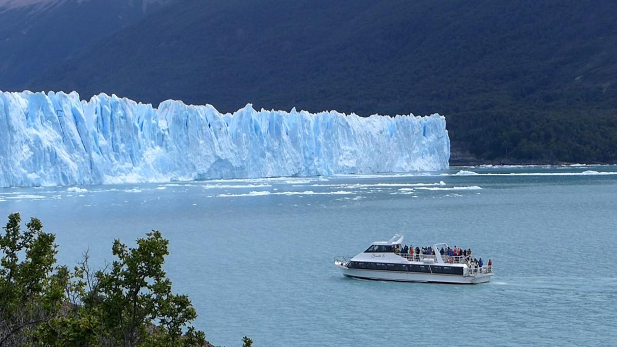 Copertina audiovisivo Patagonia  Sergio De Leo