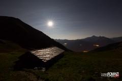 Riflessi di luna (Alpe Chesère   Sarre)