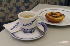 Caffè e Pasteis de Nata
