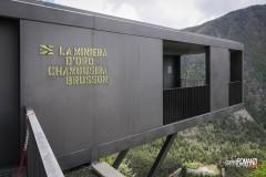 Miniera Chamousira Brusson