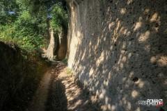 Pitigliano Via Cava San Giuseppe